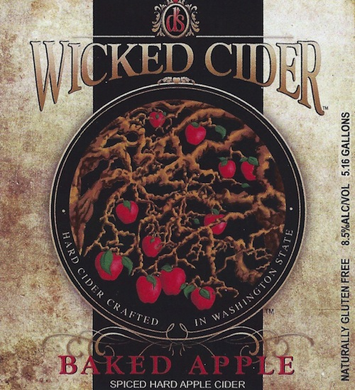 D's WickedBaked Apple