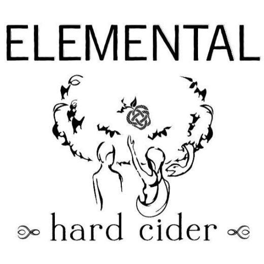 elemental cider logo
